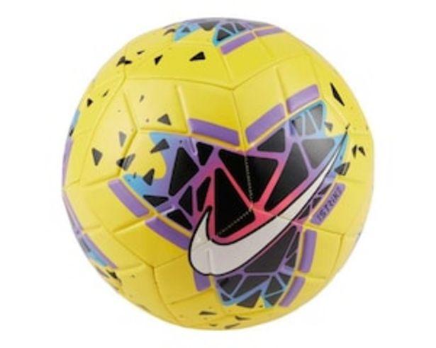 Oferta de Balón de Futbol Nike Strike Tamaño 5 por $499