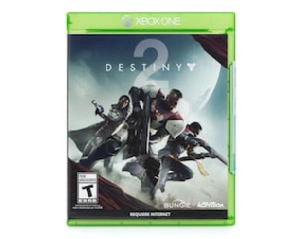 Oferta de Destiny 2 para Xbox One por $999