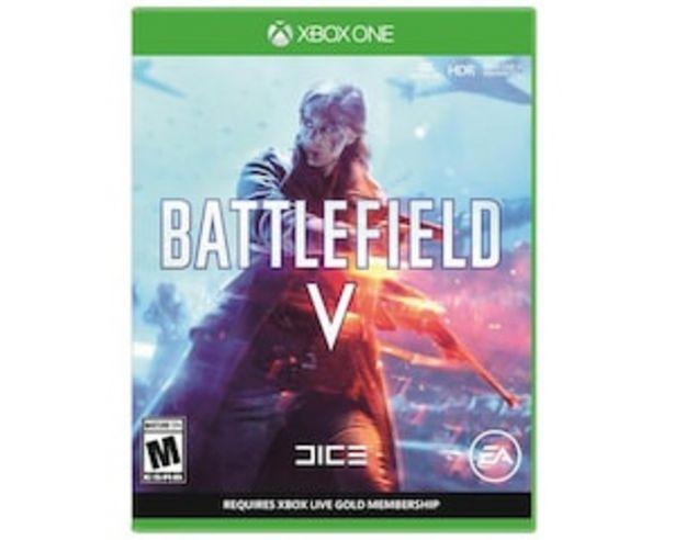 Oferta de Battlefield V para Xbox One por $1149
