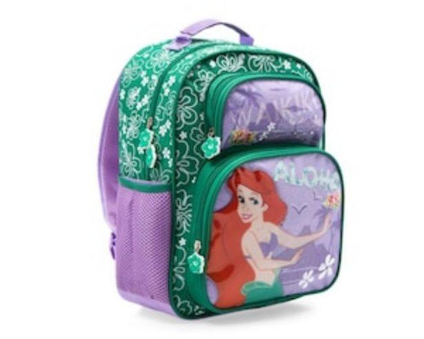 Oferta de Mochila Disney Sirenita Verde por $339