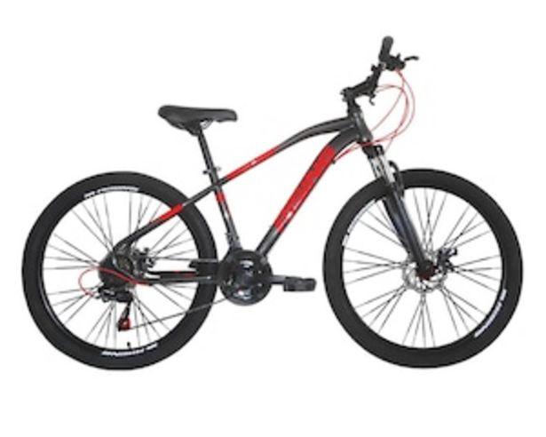 """Oferta de Bicicleta de Montaña Rising Assault 26"""" color Negro por $4199"""