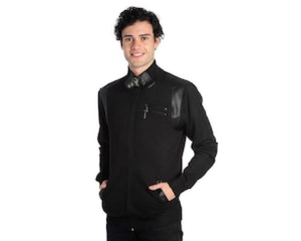 Oferta de Suéter color Negro marca Thinner Men para Hombre por $449