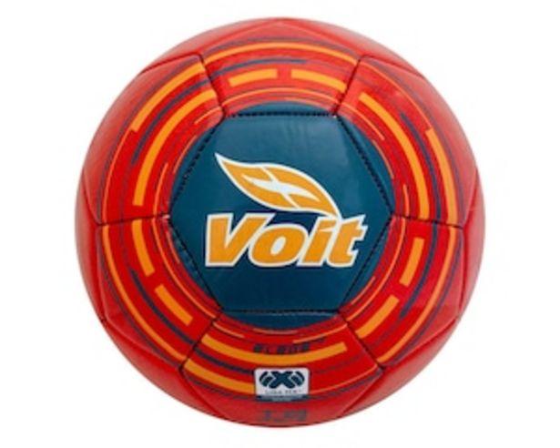 Oferta de Balón de Futbol Voit Blade Rojo por $179