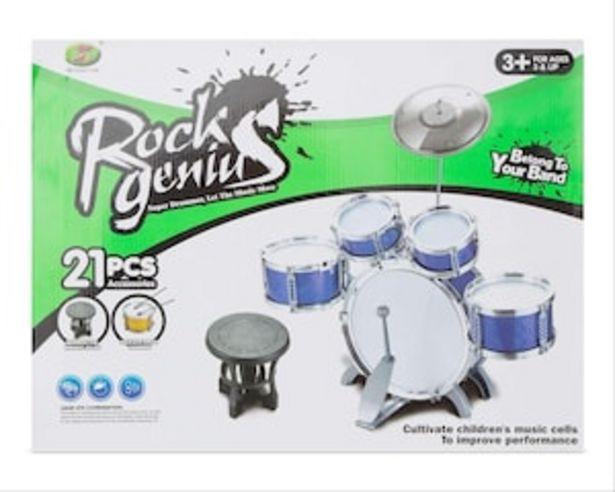 Oferta de Batería Musical para Niños por $259