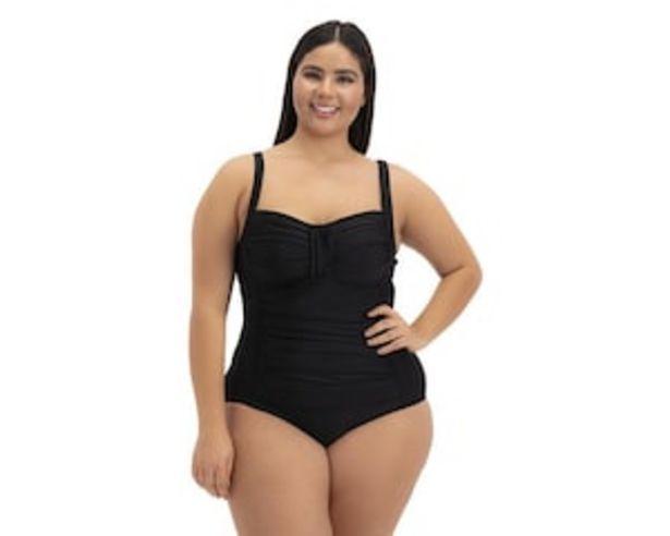 Oferta de Traje de Baño Negro marca Spiral para Mujer por $199