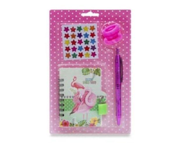 Oferta de Diario Infantil Flamingo por $35