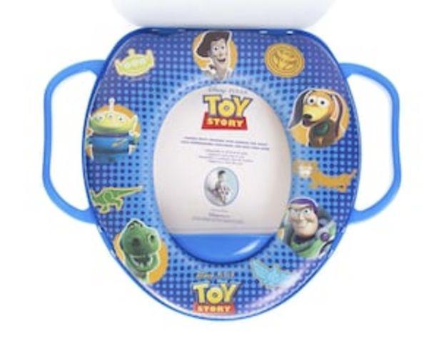 Oferta de Tapa Entrenadora para Baño Toy Story por $169