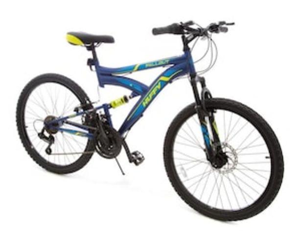 "Oferta de Bicicleta Huffy Fallout 24088M 24"" por $3699"