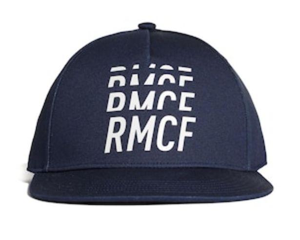 Oferta de Gorra Adidas RMCF color Azul para Hombre por $499