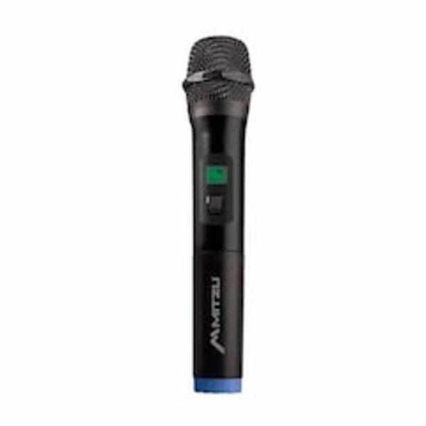 Oferta de Micrófono Inalámbrico Mitzu 12-3012 Profesional Vhf por $545