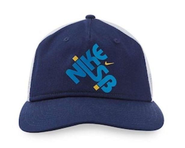 Oferta de Gorra Nike SB color Azul por $299
