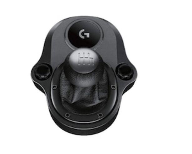 Oferta de Palanca de Velocidades Logitech Driving Force 941-000119 color Negro para XBOX ONE y PC por $1299