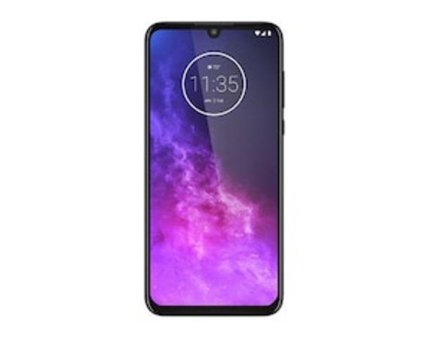 Oferta de Telcel Motorola One Zoom 128 GB Morado por $8999