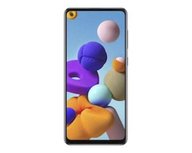 Oferta de AT&T/Unefon Samsung Galaxy A21 S 64GB Azul por $5999