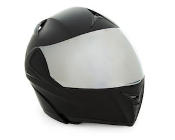 Oferta de Casco para Motociclista con Visera Abatible Sleek XL por $1149