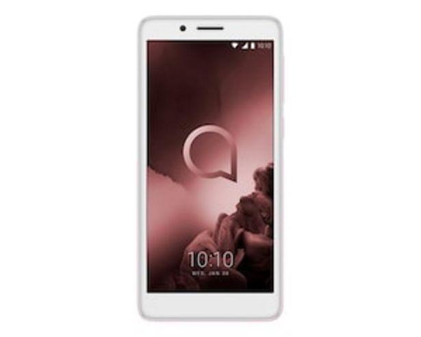 Oferta de Telcel Alcatel 5003A 1C 16 GB Rosa por $1449