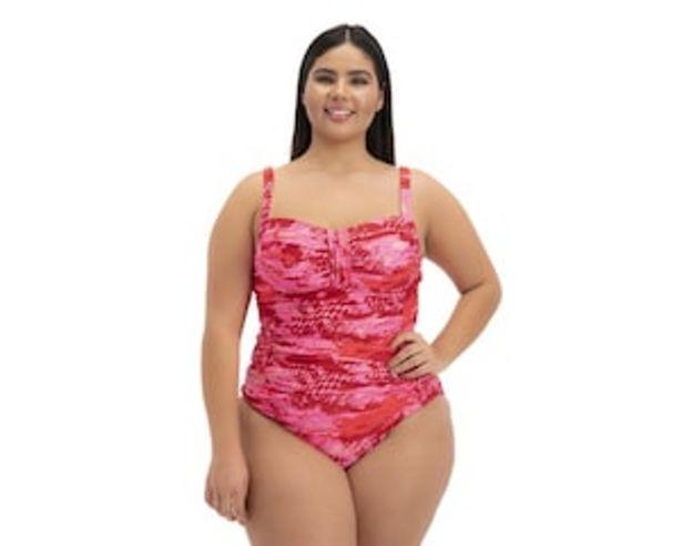 Oferta de Traje de Baño Rosa marca Spiral para Mujer por $149