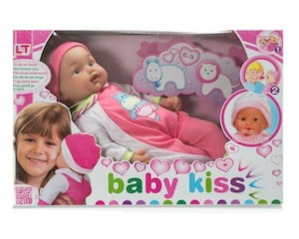 Oferta de Muñeca Interactiva Baby Kiss por $399
