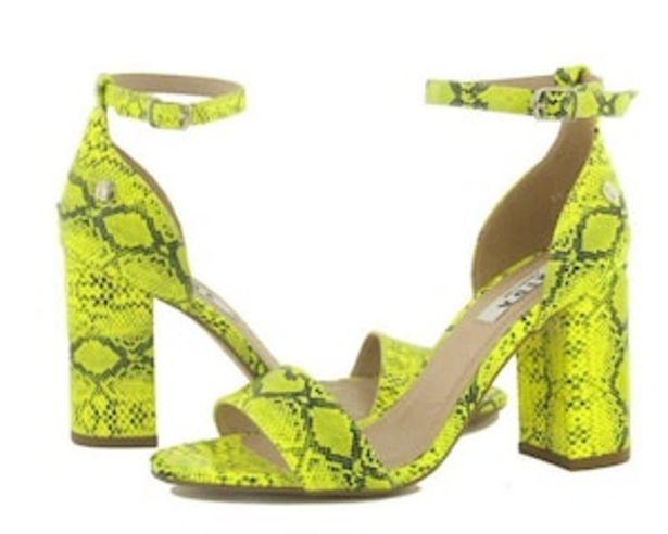 Oferta de Sandalias marca Frida Collection color Amarillo para Mujer por $219
