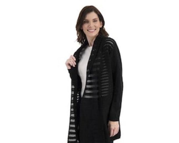 Oferta de Suéter Negro marca Sahara para Mujer por $249
