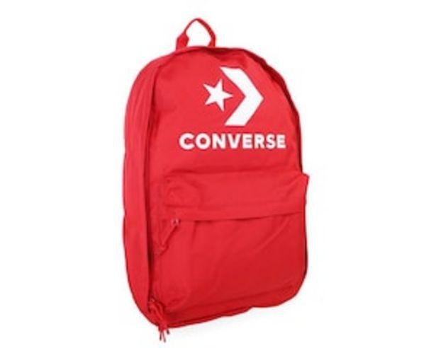 Oferta de Mochila Converse Roja por $499