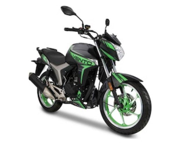Oferta de Motocicleta Vento Tornado 250 cc 2020 por $31999