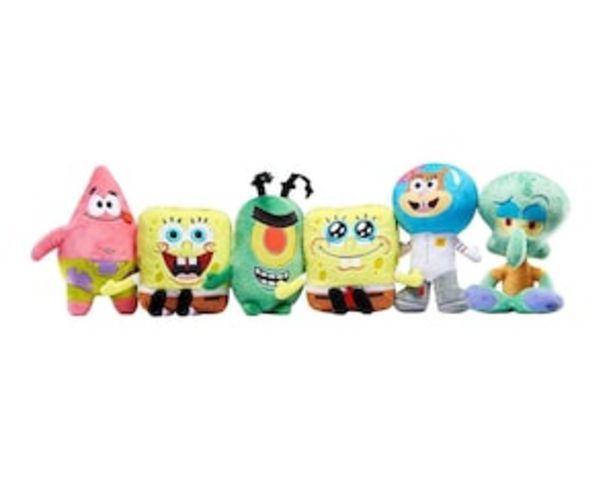 Oferta de Figuras Mattel Bob Esponja por $109
