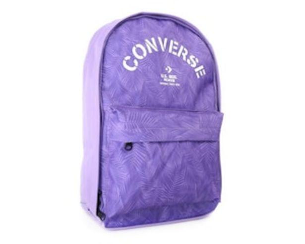 Oferta de Mochila Morada Converse por $399