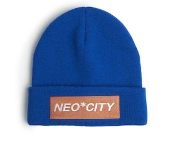 Oferta de Gorro Azul marca Neo*City para Niño por $79