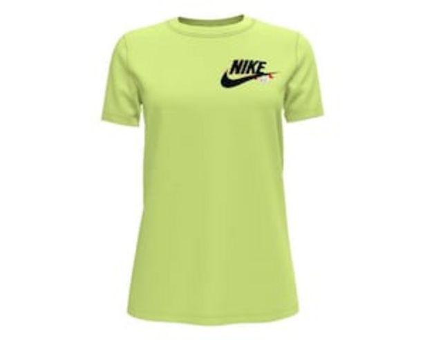 Oferta de Playera Deportiva Nike Sportswear color Verde por $499