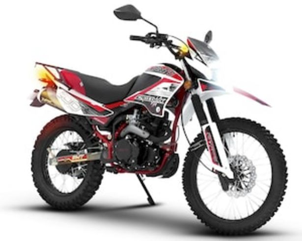 Oferta de Motocicleta Vento Crossmax 200 cc 2021 por $27999