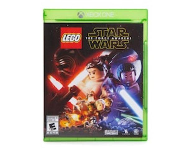Oferta de Lego Star Wars: The Force Awakens para Xbox One por $699