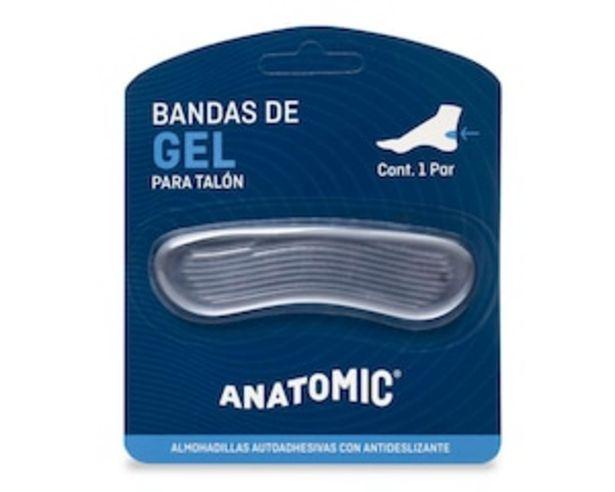 Oferta de Bandas de Gel para Talón Anatomic por $29