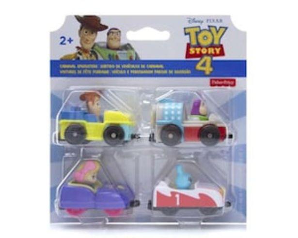 Oferta de Set de Vehículos Carnaval Toy Story por $239
