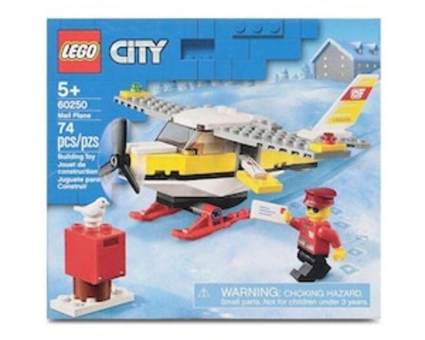 Oferta de LEGO City: Avión del Correo por $149