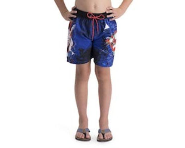 Oferta de Traje de Baño Superman color Azul para Niño por $99