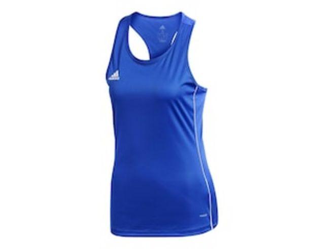 Oferta de Playera Deportiva color Azul marca Adidas para Mujer por $379