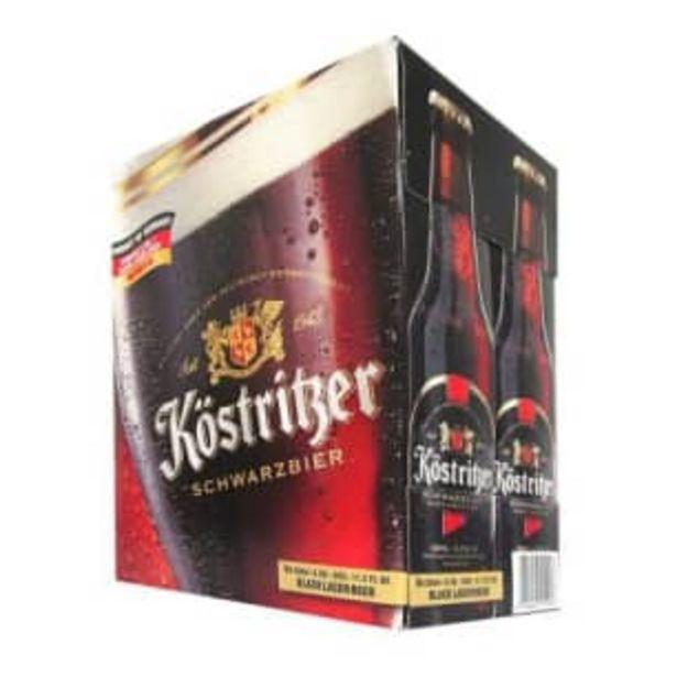Oferta de Cerveza Kostritzer 6 pzas de 330 ml c/u por $193.33
