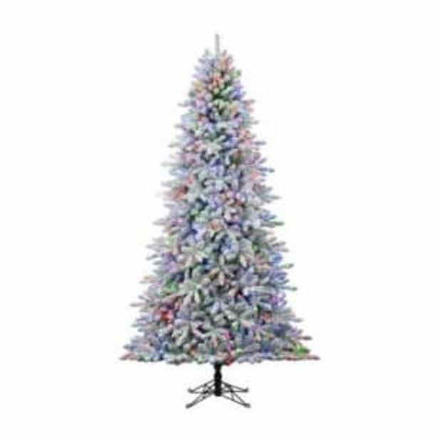 Oferta de Árbol de Navidad Artificial Member's Mark Platinum de 2.74 m por $8387.57