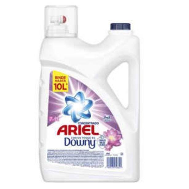 Oferta de Detergente Líquido Ariel Toque de Downy 5 l por $183.12