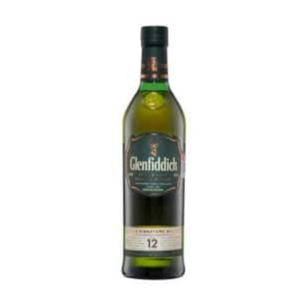 Oferta de Whisky Glenfiddich 12 Años 750 ml por $938.07