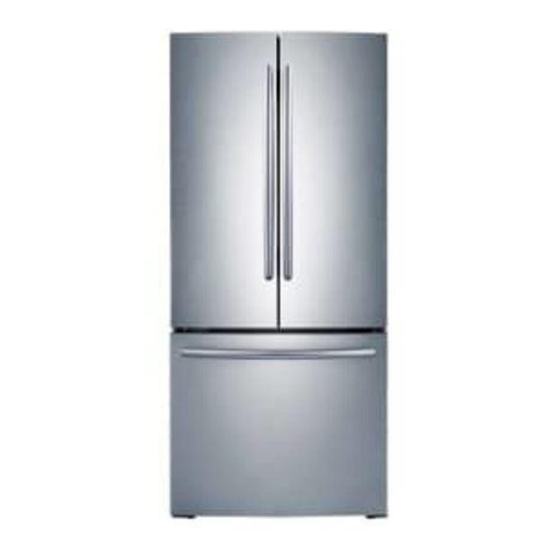 Oferta de Refrigerador Samsung French Door 22 Pies Cúbicos por $19435.96