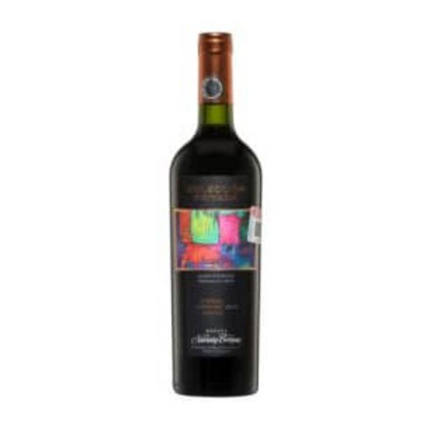 Oferta de Vino Tinto Navarro Correa Colección Privada 750 ml por $276.21
