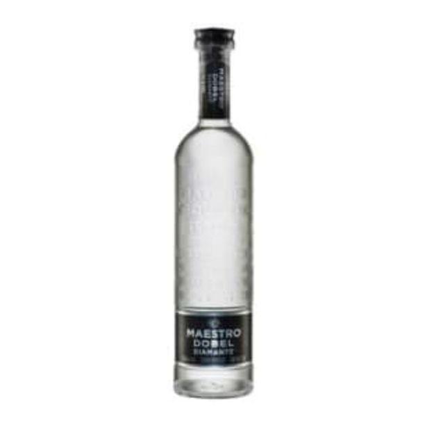 Oferta de Tequila Maestro Dobel Diamante Reposado 1.75 l por $1236.77