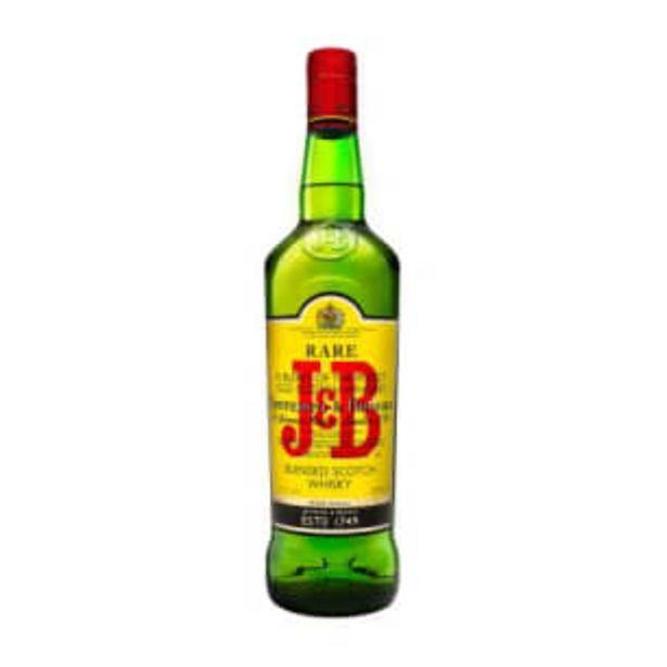 Oferta de Whisky J&B 750 ml por $312.01