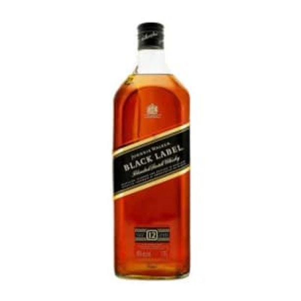Oferta de Whisky Johnnie Walker Black Label 12 Años 1.75 l por $1381.05