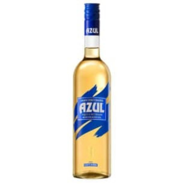 Oferta de Tequila Azul Centenario Reposado de 950 ml por $224