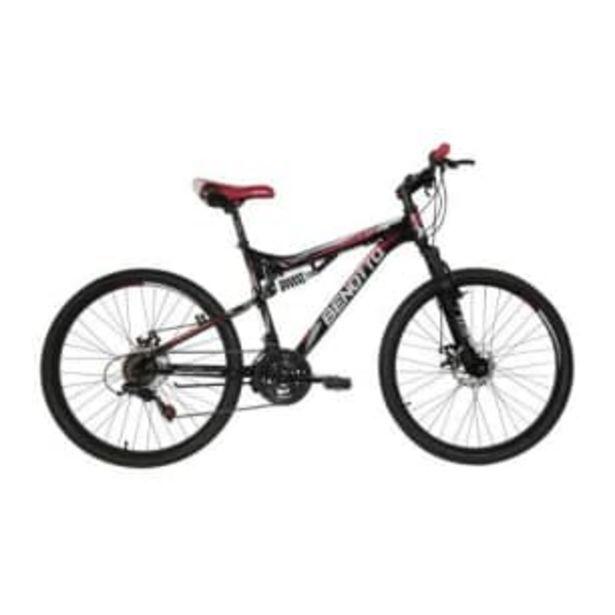Oferta de Bicicleta de Montaña Benotto Trival Rodada 26 por $3886.38