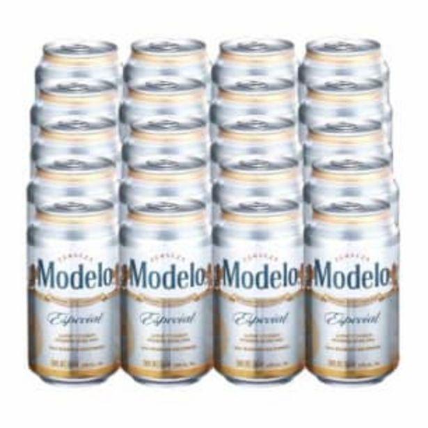 Oferta de Cerveza Clara Modelo Especial 24 Latas de 355 ml por $414.29