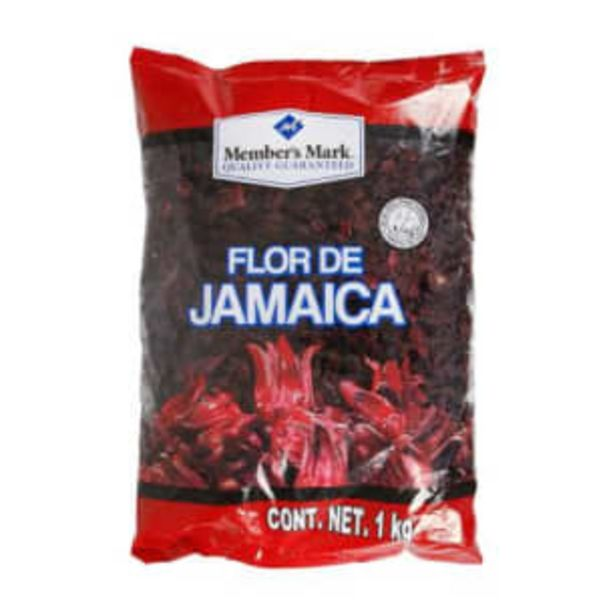 Oferta de Flor de Jamaica Member's Mark 1 Kg por $245.52